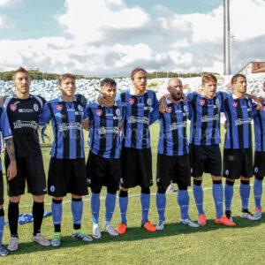 Squadra Pisa  2016/2017