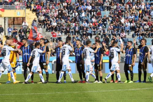Pisa Novara 3-0 Serie C