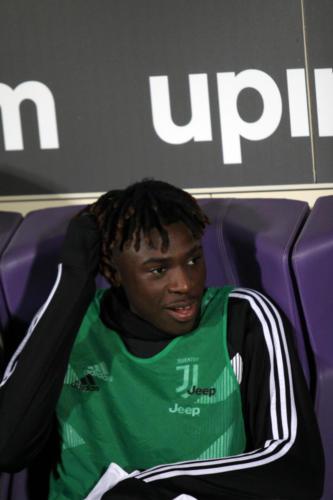 Fiorentina 0 -3 Juventus
