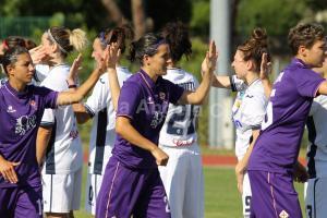 Semifinale di Coppa Italia Empoli Ladies - Fiorentina Women's  102 0102