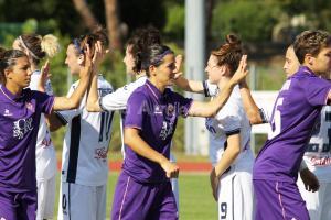 Semifinale di Coppa Italia Empoli Ladies - Fiorentina Women's  103 0103