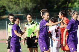 Semifinale di Coppa Italia Empoli Ladies - Fiorentina Women's  104 0104