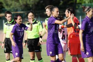 Semifinale di Coppa Italia Empoli Ladies - Fiorentina Women's  105 0105