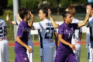Semifinale di Coppa Italia Empoli Ladies - Fiorentina Women's  106 0106