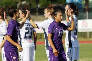 Semifinale di Coppa Italia Empoli Ladies - Fiorentina Women's  107 0107