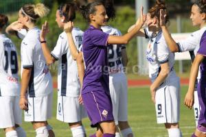 Semifinale di Coppa Italia Empoli Ladies - Fiorentina Women's  108 0108