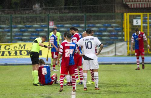 027 05.05.2018 Gavorrano Pistoiese 1-0