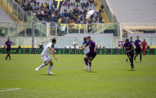 07 Aprile 2019 Fiorentina Frosinone 0 -1