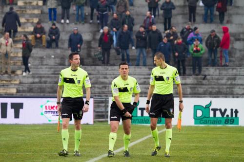 01810.03.2018 Lucchese Gavorrano  Serie C