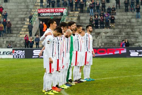 02310.03.2018 Lucchese Gavorrano  Serie C