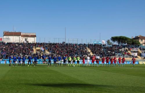 Pisa Olbia 1-1 Serie C Girone A  0006