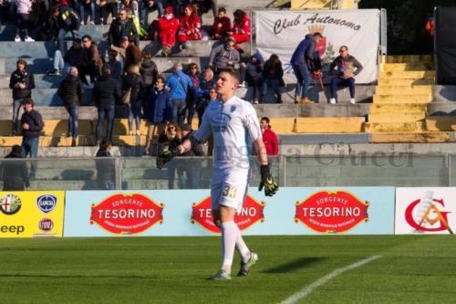 Pisa Olbia 1-1 Serie C Girone A  0029