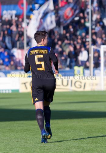 Pisa Olbia 1-1 Serie C Girone A  0048