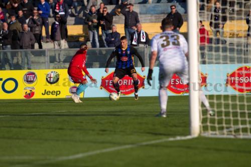 Pisa Olbia 1-1 Serie C Girone A  0054