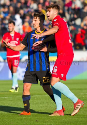 Pisa Olbia 1-1 Serie C Girone A  0056