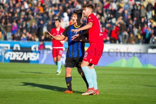 Pisa Olbia 1-1 Serie C Girone A  0057