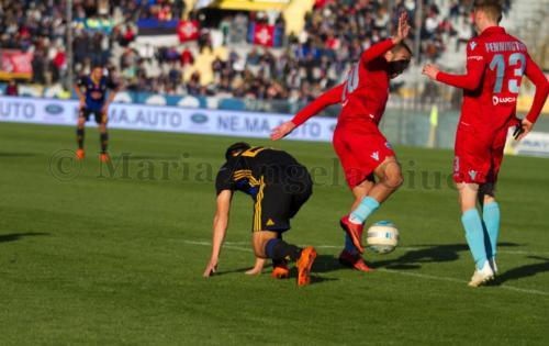 Pisa Olbia 1-1 Serie C Girone A  0059