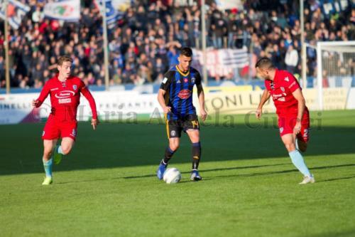 Pisa Olbia 1-1 Serie C Girone A  0077