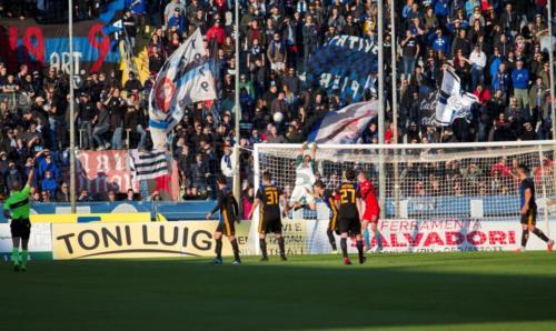 Pisa Olbia 1-1 Serie C Girone A  0096