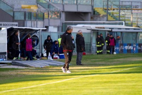 Pisa Olbia 1-1 Serie C Girone A  0099