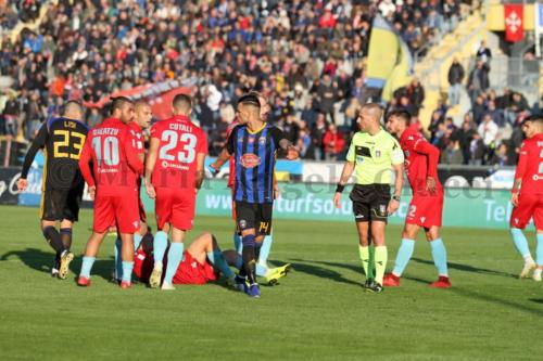 Pisa Olbia 1-1 Serie C Girone A  0110