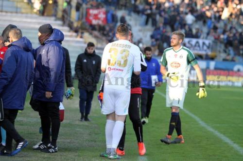 Pisa Olbia 1-1 Serie C Girone A  0122