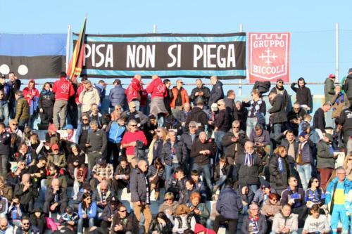 Pisa Olbia 1-1 Serie C Girone A  0129