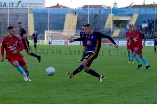 Pisa Olbia 1-1 Serie C Girone A  0151