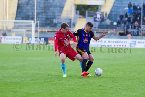 Pisa Olbia 1-1 Serie C Girone A  0165