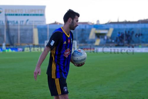 Pisa Olbia 1-1 Serie C Girone A  0181