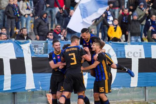 Pisa Olbia 1-1 Serie C Girone A  0190