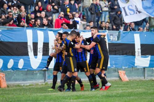 Pisa Olbia 1-1 Serie C Girone A  0193