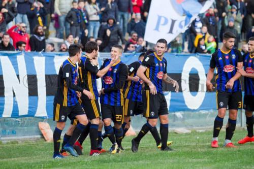 Pisa Olbia 1-1 Serie C Girone A  0199