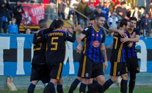 Pisa Olbia 1-1 Serie C Girone A  0202