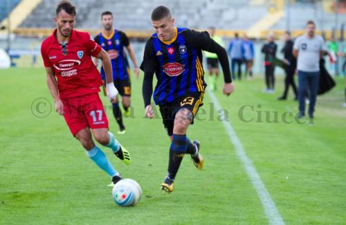 Pisa Olbia 1-1 Serie C Girone A  0220