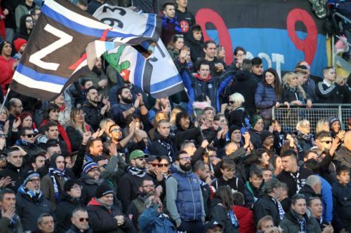 Pisa Olbia 1-1 Serie C Girone A  0226