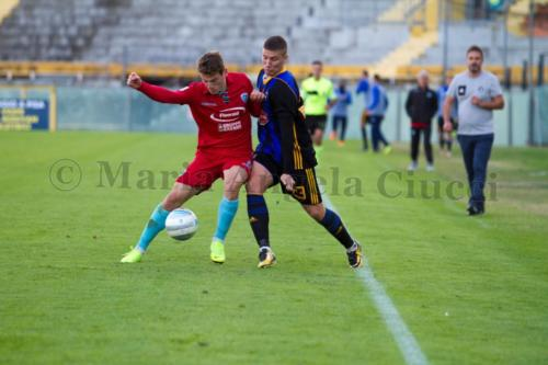 Pisa Olbia 1-1 Serie C Girone A  0232