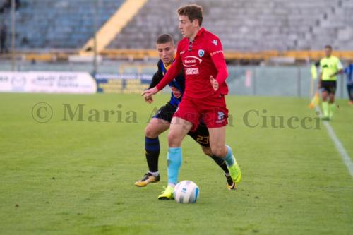 Pisa Olbia 1-1 Serie C Girone A  0234
