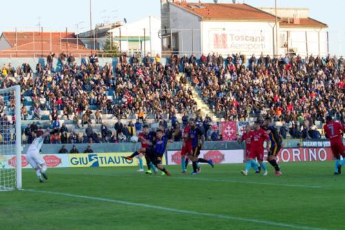 Pisa Olbia 1-1 Serie C Girone A  0239