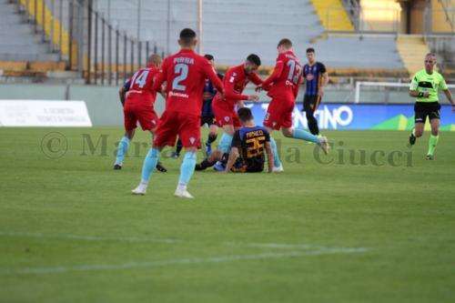 Pisa Olbia 1-1 Serie C Girone A  0240