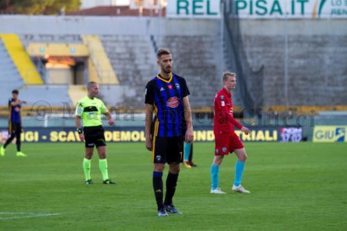 Pisa Olbia 1-1 Serie C Girone A  0255