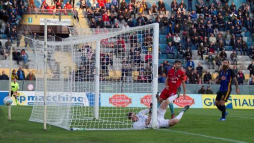 Pisa Olbia 1-1 Serie C Girone A  0260