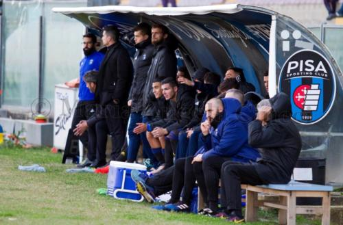 Pisa Olbia 1-1 Serie C Girone A  0262