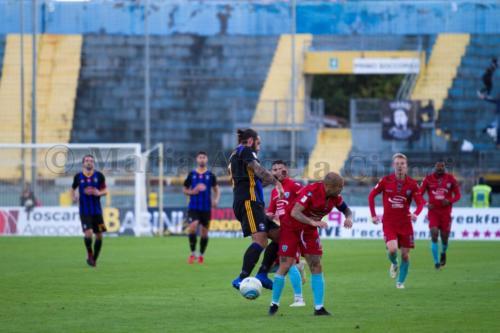 Pisa Olbia 1-1 Serie C Girone A  0263