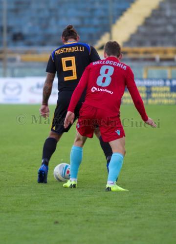 Pisa Olbia 1-1 Serie C Girone A  0269