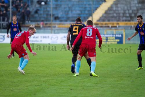 Pisa Olbia 1-1 Serie C Girone A  0270