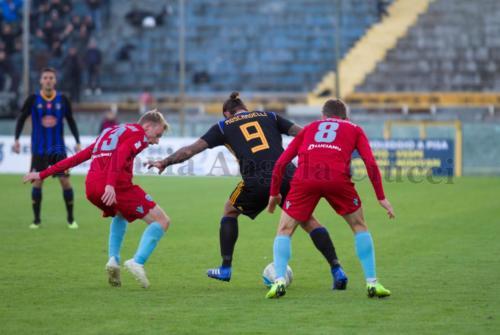 Pisa Olbia 1-1 Serie C Girone A  0271