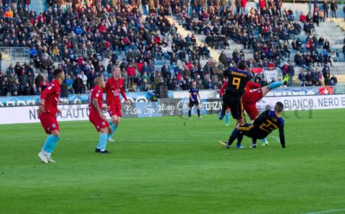 Pisa Olbia 1-1 Serie C Girone A  0279