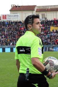 018  26.11.2017 Darby Pisa Livorno 1-0