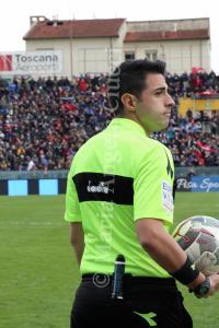 019  26.11.2017 Darby Pisa Livorno 1-0
